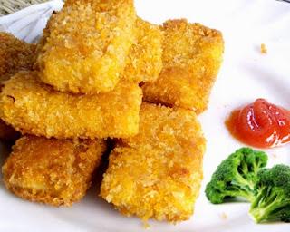 Resep Masakan Nugget Ayam Renyah Lezat Dan Sederhana