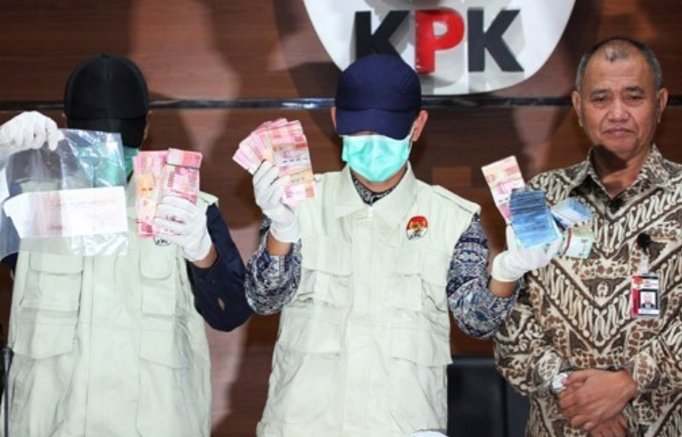 Tahun 2017, KPK Buktikan Diri OTT Terbanyak Sepanjang Sejarah
