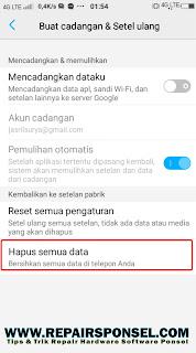 Cara Setel Ulang Vivo Smartphone