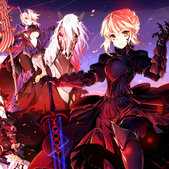 Fate-Alter Gang Wallpaper Engine