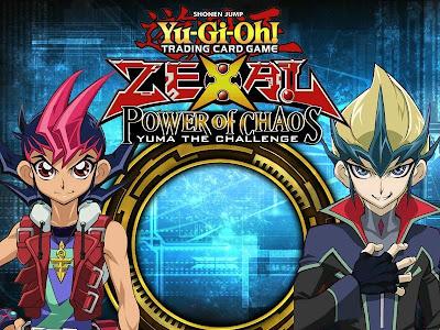 Yu-Gi-Oh! Zexal Power Of Chaos Yuma The Challenge