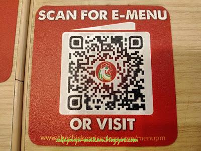 scan untuk tengok keseluruhan menu