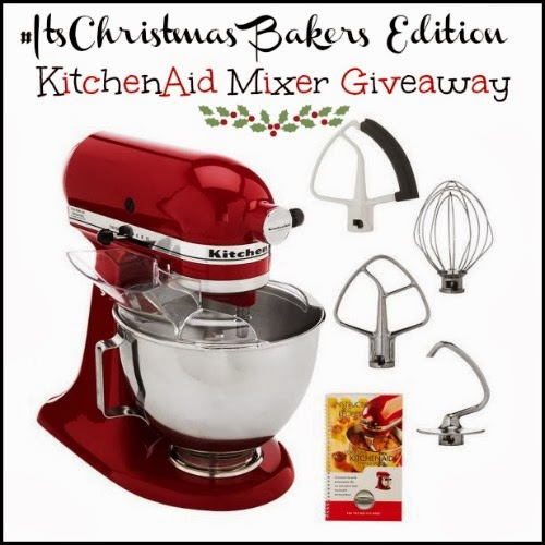 mom powered media kitchen aid mixer giveaway button