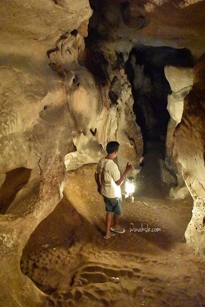 Objek wisata gua Londa