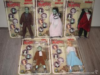 la familia monster juguetes