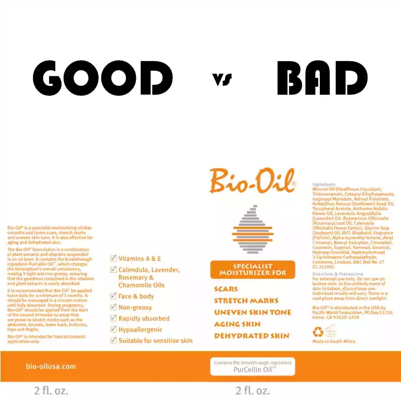 Bio oil review acne scars