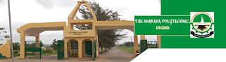 Ibarapa Polytechnic Matriculation Ceremony Schedule 2019/2020