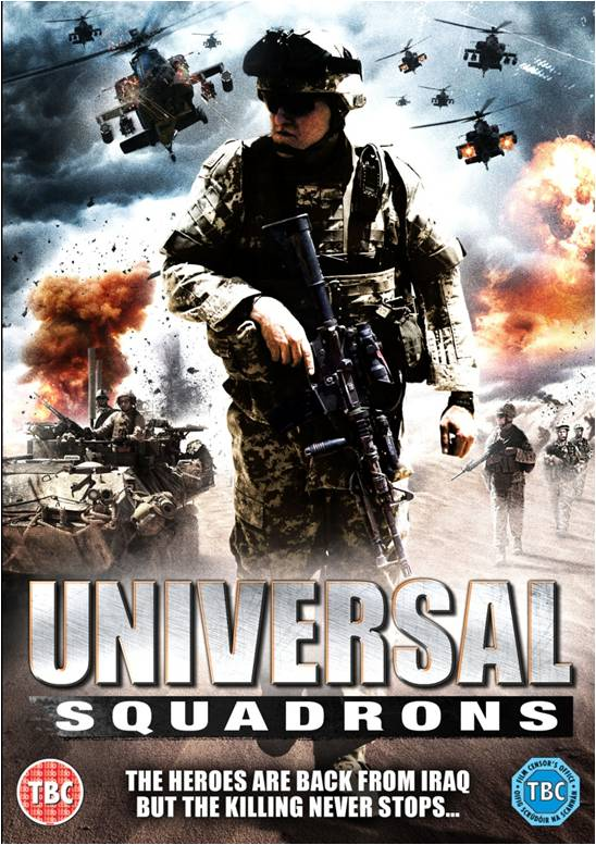 Universal Squadrons movie
