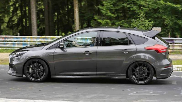 New Ford Focus RS500