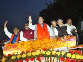 aamit-shah-road-show-patna