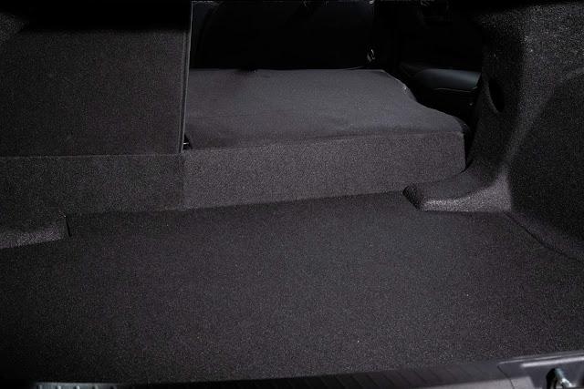 Toyota Corolla 2020 Hybrid - Porta-malas 470 litros
