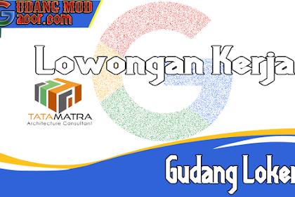 Loker PT Tata Matra Indonesia Terbaru Oktober 2020