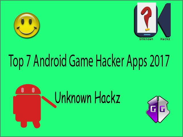 Top 7 Android Game Hacker Apps Download Free(No Root) 2017