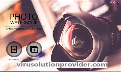 Photo Watermark with Promo License Serial Key