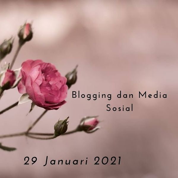Mengenal Blogging dan media sosial