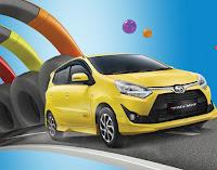 Tempat Kredit Mobil Toyota New Agya