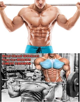6 Great Tips For a Bigger Chest!