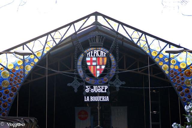 Mercat de Sant Joseph, il più famoso mercato coperto di Barcellona