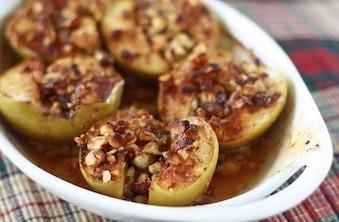 baked spiced granny smith apples recipe