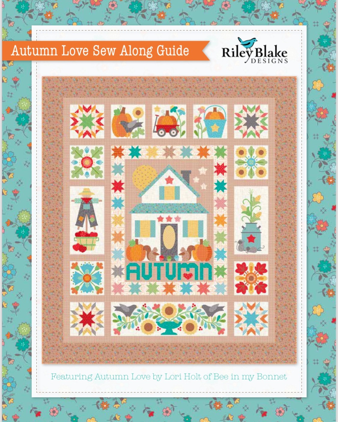 Autumn Love Sew Along