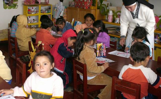 Proyectos Infancia Misionera