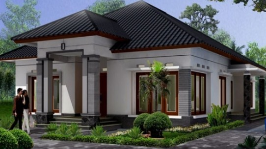 Contoh Model Rumah Idaman Sederhana