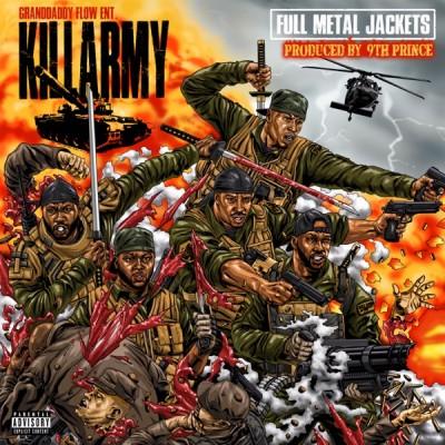 Killarmy - Full Metal Jackets (2020) - Album Download, Itunes Cover, Official Cover, Album CD Cover Art, Tracklist, 320KBPS, Zip album