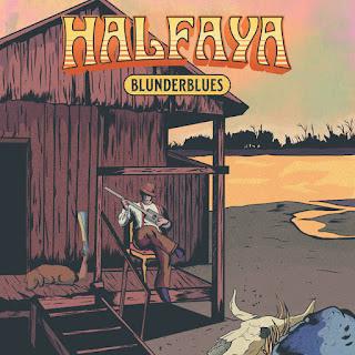 """Weedcore """"Blunderblues"""" from Halfaya"""