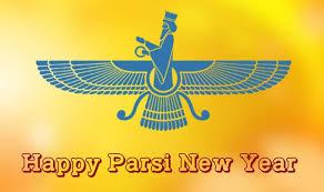 Pateti Parsi festival New Year Marathi, Hindi English information!