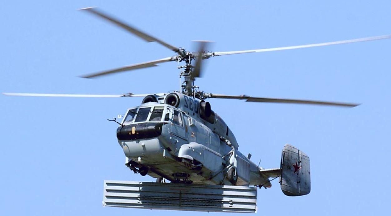 Kamov Ka-31 Helix
