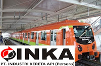 PT Industri Kereta Api (Persero) - Recruitment For D3, S1 PKWT Staff INKA November 2017
