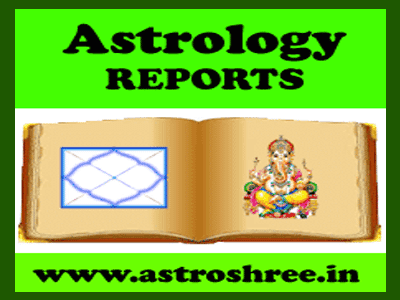 Astrology Reports By best astrologer in india