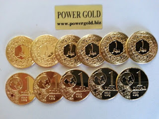 Dinar Powergold