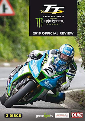 Tt Isle Of Man 2019 Official Review Dvd And Bluray