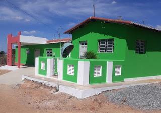 Em Picuí, UBS de Serra Baixa foi totalmente recuperada e ampliada pelo prefeito Olivânio
