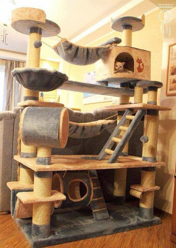 Cool Cat Tree Plans Don't Work
