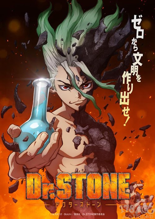 Descargar Dr. Stone [24 - 24][Sub Español][MEGA] HDL]