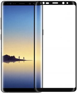 3D Screen Protector for Samsung Galaxy Not 8, 0.33mm break-resistant