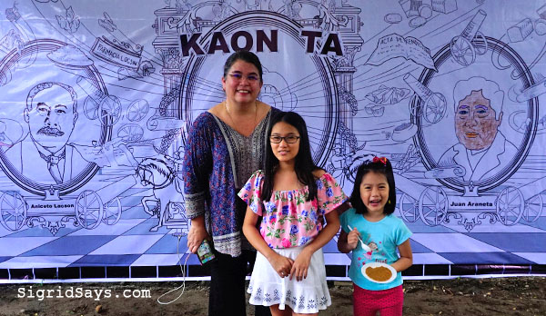 Kaon Ta Silay Food Festival - Silay City - Negros Occidental - Balay Negrense - Silay Museum - Silay Heritage Tour - Balay Negrense Development Corporation - Bacolod blogger - Bacolod food blogger - Bacolod City - Silay City Mayor Mark Golez - Silay City Tourism - Ina Gaston
