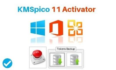 Download KMSpico 11 Windows 10 Activator