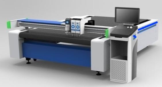 CutPro Z1 conveyorized Velocity cutting system