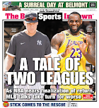 NBA and MLB plans hit crunch time