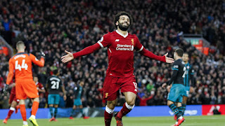 "French ""Le Figaro"": Mohamed Salah pharaoh is offering great performances"
