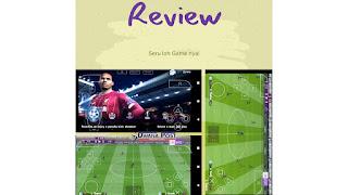 PES 2020 Mod FIFA PPSSPP/PSP Update Terbaru Transfer Pemain & Camera Ala PS4