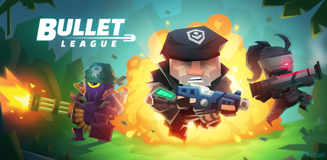Review Bullet League - Game Battle Royale Yang Anti Mainstream