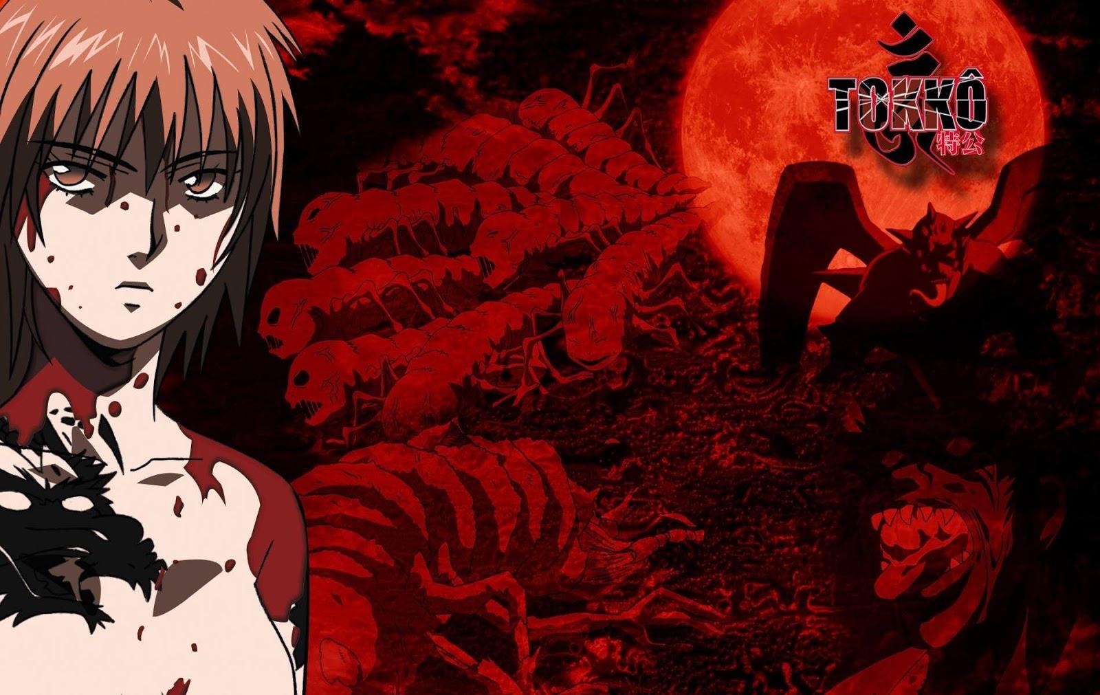 Kết quả hình ảnh cho Tokkou anime