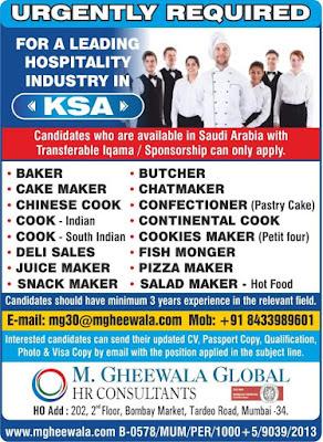 Hospitality Industry in KSA