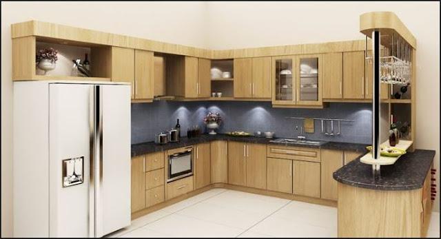 Phụ kiện nhà bếp chất lượng làm nên giá trị cho một chiếc tủ bếp