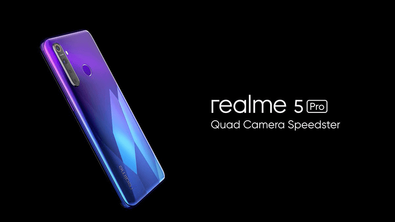 Realme 5 Pro is official, a mid-ranger with Snapdragon 712 and 48MP quad-cam!