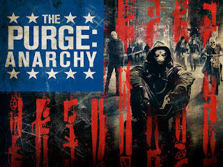 Today I Learned The Movie 'Purge' isn't a Fantasy after all